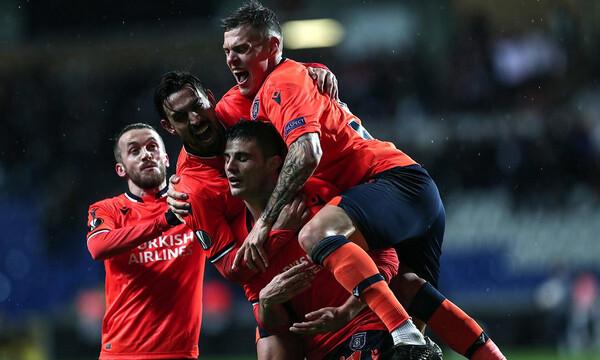 Europa League: Έριξε στο «καναβάτσο» την Σπόρτινγκ και προκρίθηκε η Μπασακσεχίρ (video)