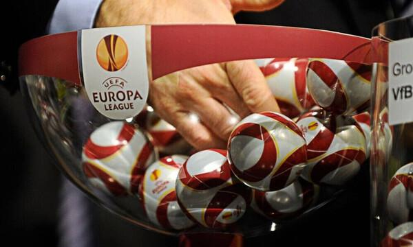 Live Chat + Streaming η κλήρωση του Ολυμπιακού για τους «16» του Europa League