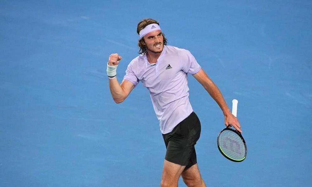 Στον τελικό του Dubai Tennis Championships ο Τσιτσιπάς! (photos)