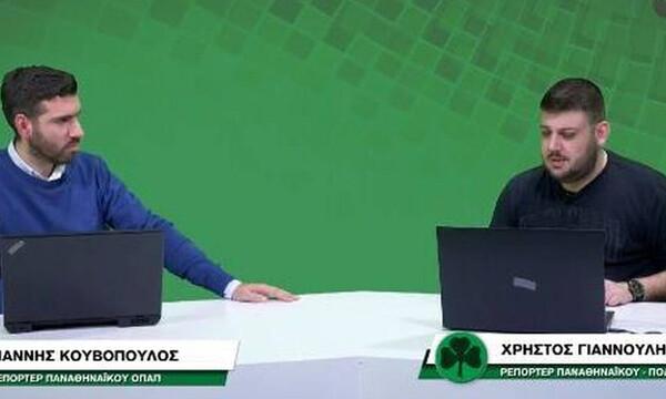 Η «Πράσινη Ώρα» με Κουβόπουλο και Γιαννούλη (video)