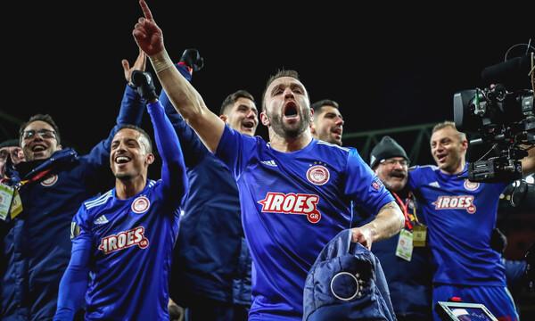 Europa League: Οι ώρες των αναμετρήσεων του Ολυμπιακού με τη Γουλβς