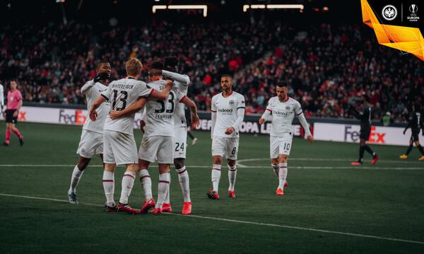 Europa League: Ισοπαλία στην Αυστρία και το εισιτήριο στην Άιντραχτ (videos)