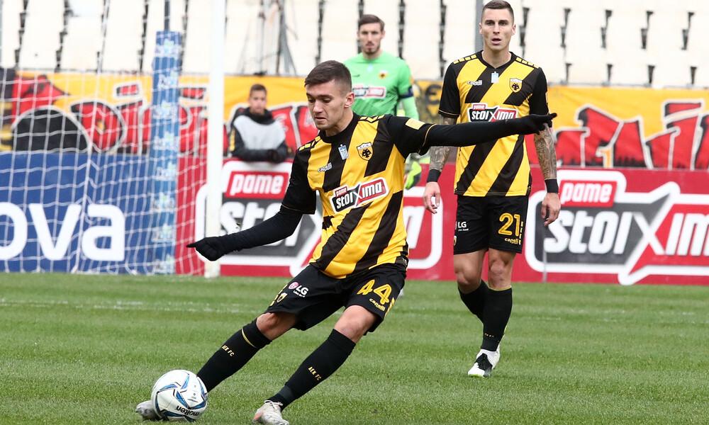 Σαμπανάτζοβιτς: «Σημαντικό που ο Καρέρα εμπιστεύεται τους νεαρούς παίκτες»