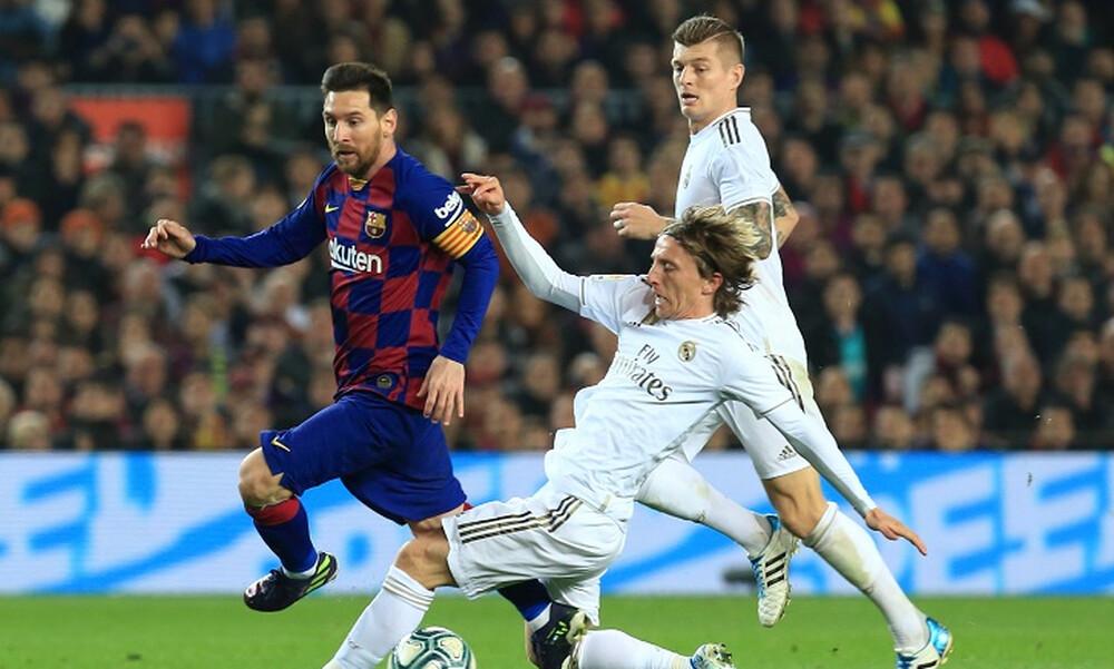 Στη… σκιά του Clasico η αγωνιστική της La Liga (photos+videos)