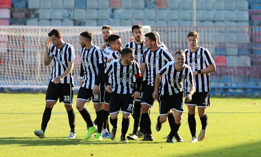 Football League: «Διπλό» και δεύτερη θέση για ΟΦ Ιεράπετρας
