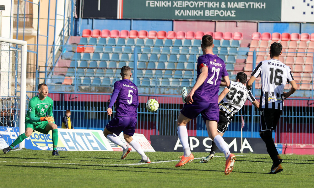 Football League: Τα highlights από το Βέροια-ΟΦΙ (videos)