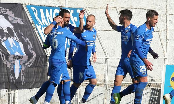 Football League: Σπουδαία «τρίποντα» για Ιωνικό, Καβάλα