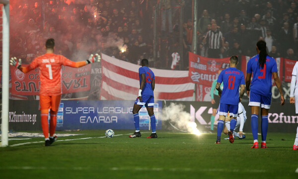 Super League: Πρόστιμο σε ΠΑΟΚ
