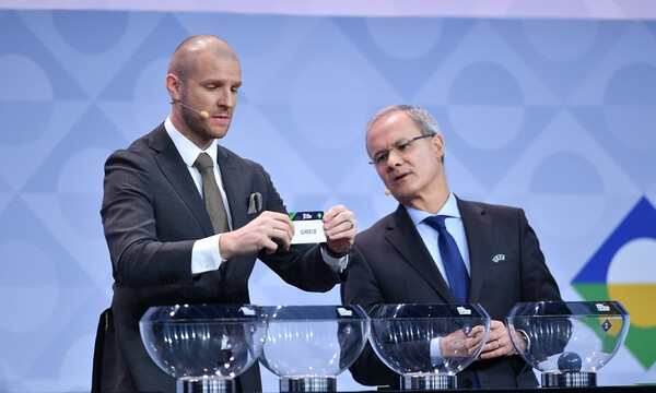 Nations League: Αυτοί είναι οι αντίπαλοι της Ελλάδας