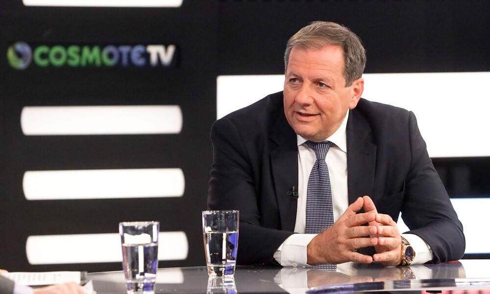 Αγγελόπουλος: «Να γίνει το νέο γήπεδο της ΑΕΚ προορισμός»