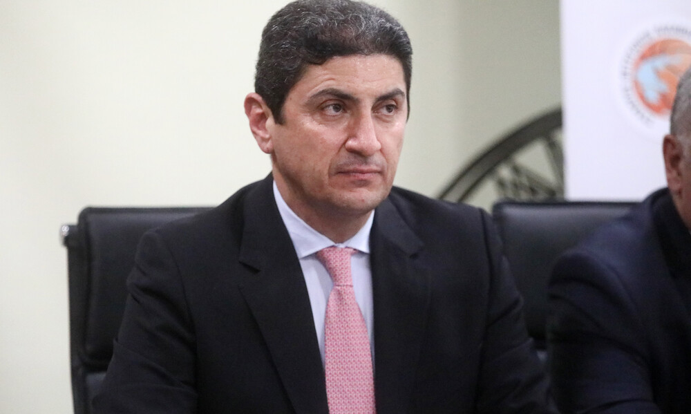 Ο Αυγενάκης έστειλε στη ΔΕΑΒ την επιστολή του Παναθηναϊκού ΟΠΑΠ