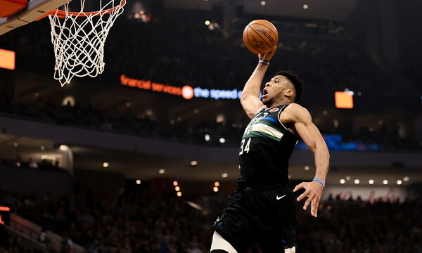 NBA: Μπακς και Γιάννης κάνουν πλάκα (video)