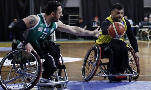 Μπάσκετ με αμαξίδιο: Το πρόγραμμα της 3ης αγωνιστικής