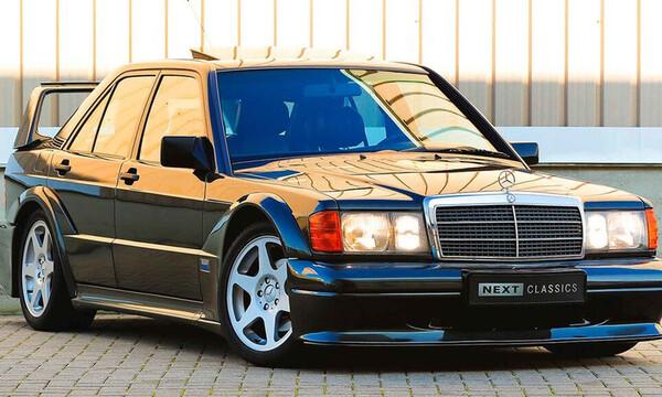 Η τραγωδία που «γέννησε» το Mercedes 190E 2.5-16 EVOLUTION