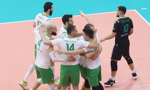Ολυμπιακός - Παναθηναϊκός 1-3: Νέο «πράσινο»... γλέντι μέσα στο Ρέντη! (video+photos)