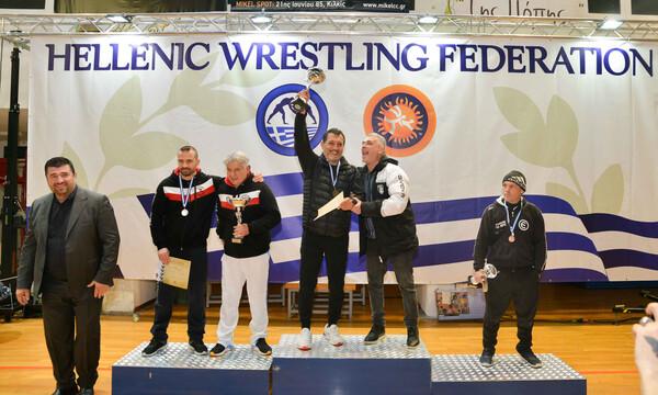 Ο ΠΑΟΚ πρωταθλητής Εφήβων στην Ελληνορωμαϊκή