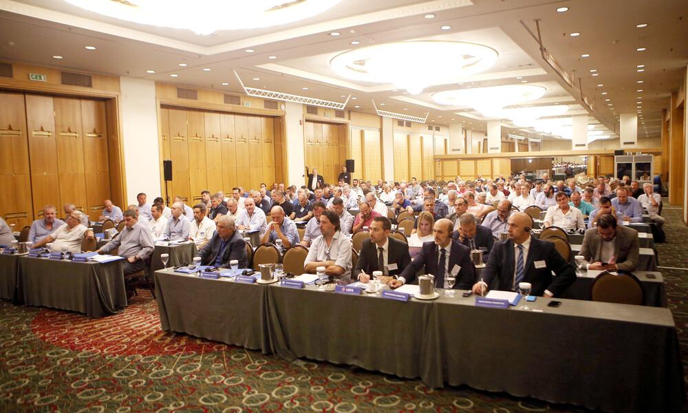 Κοροναϊός: Πάει για αναβολή η Γενική Συνέλευση της ΕΠΟ