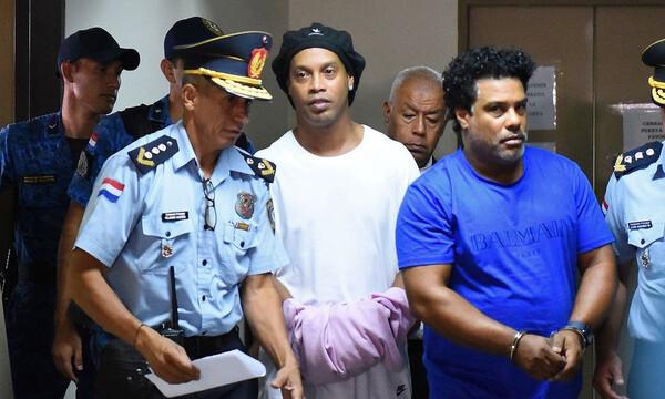 Οι ανέσεις του Ροναλντίνιο στη φυλακή και οι ενέργειες για να αφεθεί ελεύθερος (photos)