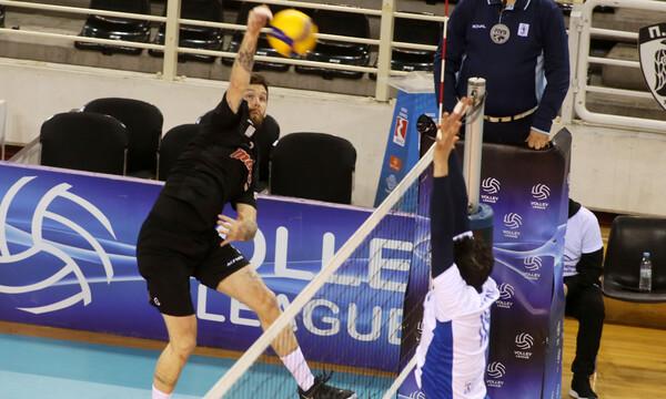 Volley League: Στον ΠΑΟΚ το ντέρμπι της Θεσσαλονίκης