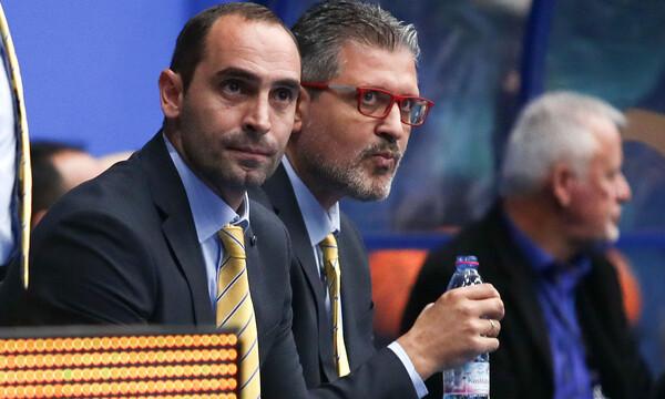 Καλαμπόκης: «Το επίπεδο ενέργειας θα καθορίσει το ματς»