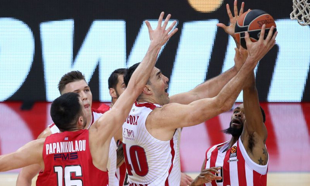Euroleague: Κανονικά το Αρμάνι Μιλάνο – Ολυμπιακός αλλά σε άδειο γήπεδο