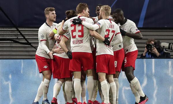Λειψία-Τότεναμ 3-0: Με «περίπατο» συνεχίζει να ονειρεύεται (videos)