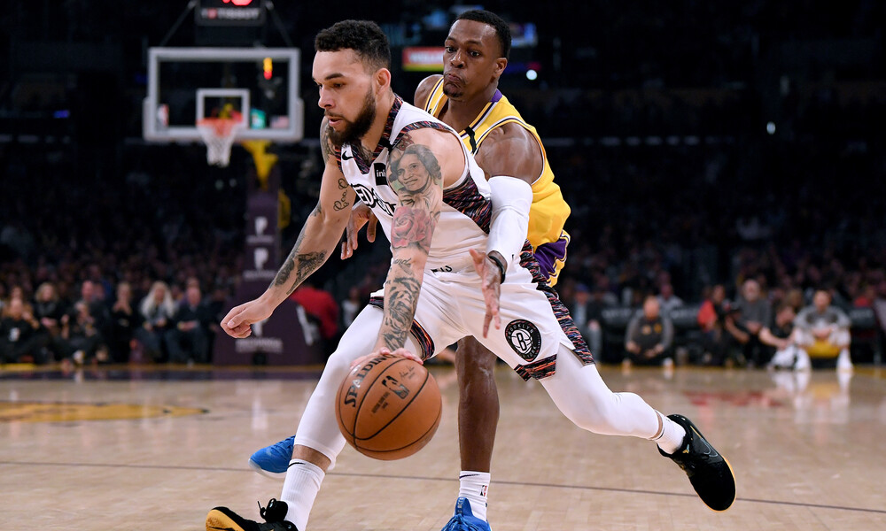 NBA: Φρέναραν τους Λέικερς οι Νετς (videos)