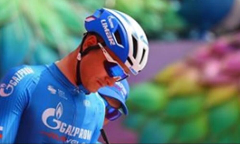 Ποδηλασία: Ο Ρώσος, Ντμίτρι Στρακόφ προσεβλήθη από κοροναϊό