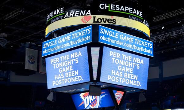 NBA: Σε καραντίνα και παίκτες!