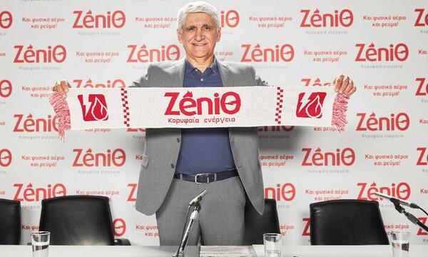 Είναι επίσημο: Ο Παναγιώτης Γιαννάκης υπέγραψε με τη ΖΕΝΙΘ την κορυφαία ομάδα ενέργειας