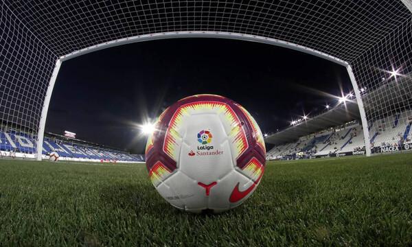 Κοροναϊός: Διακοπή στο ισπανικό πρωτάθλημα