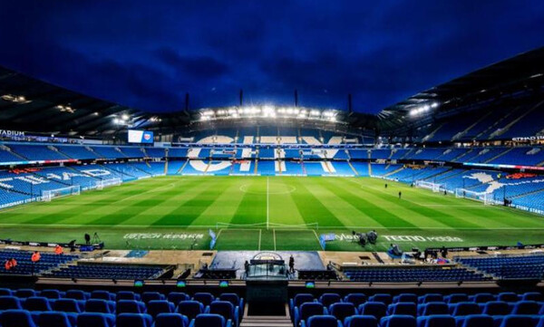 Champions League: Αναβλήθηκε το Μάντσεστερ Σίτι-Ρεάλ Μαδρίτης