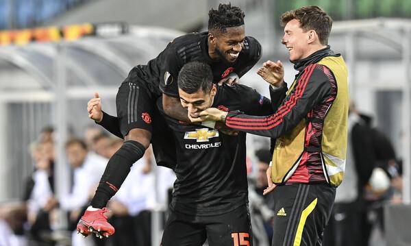 Europa League: Καθάρισαν Γιουνάιτεντ και Βασιλεία (videos)