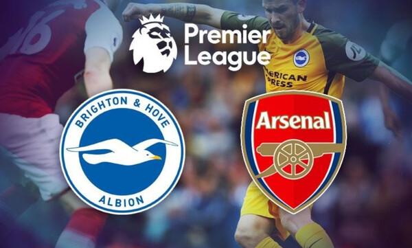 Premier League: Αναβολή στο Μπράιτον-Άρσεναλ