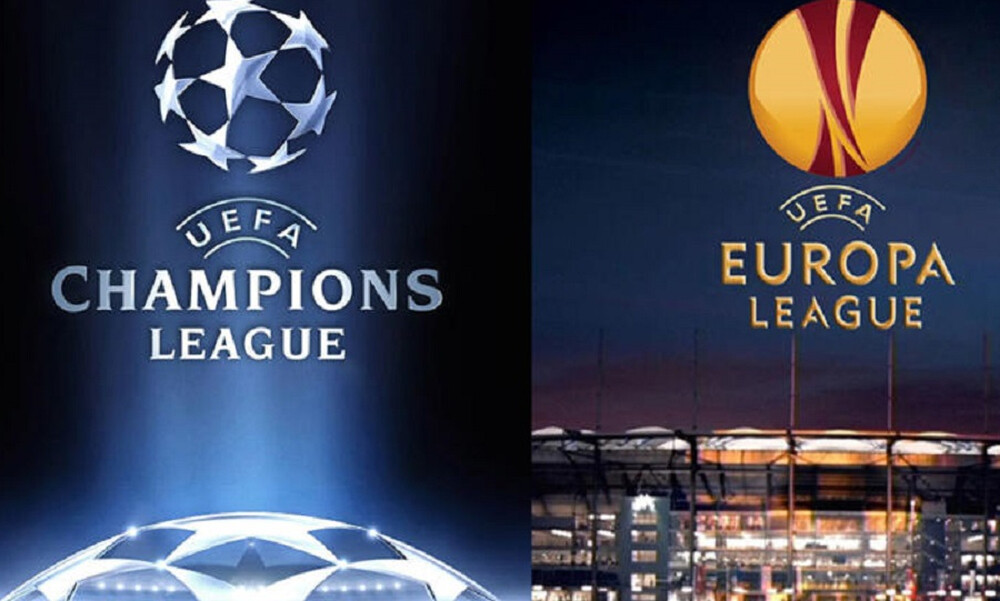 Οριστικό: Αναβολή σε Champions και Europa League