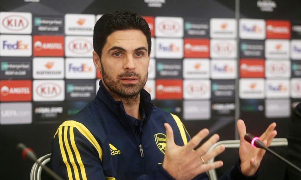 Κοροναϊός: Τι είπε ο Αρτέτα που βρέθηκε θετικός και έφερε... αναβολή στην Premier League