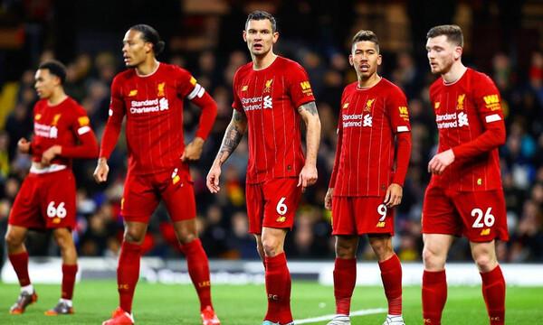 Premier League: Το… δίνουν από τώρα στην Λίβερπουλ!