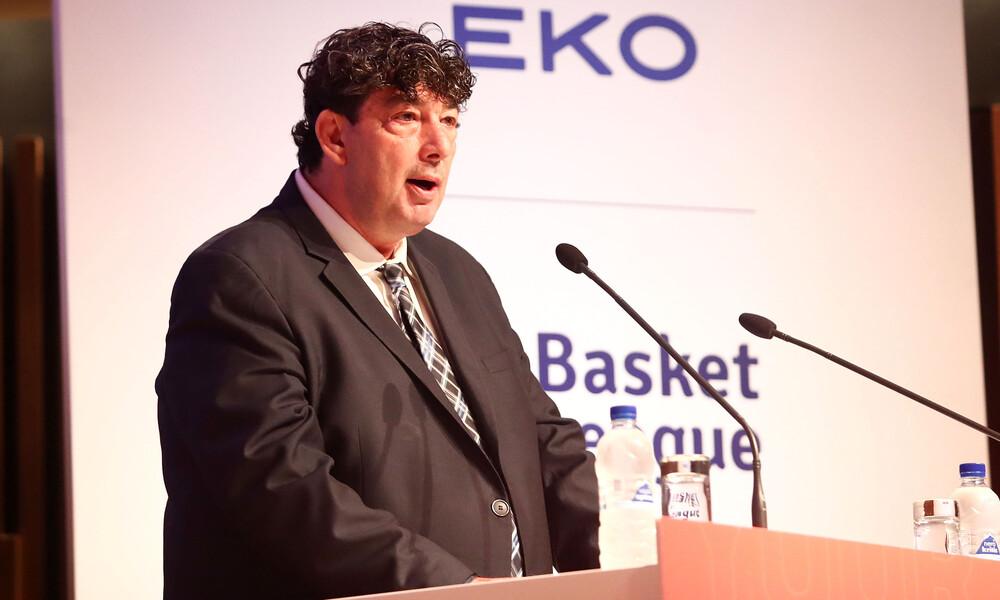 Γαλατσόπουλος: «Προέχει η υγεία, σε επαφή με ιδιοκτήτες και FIBA» (audio)