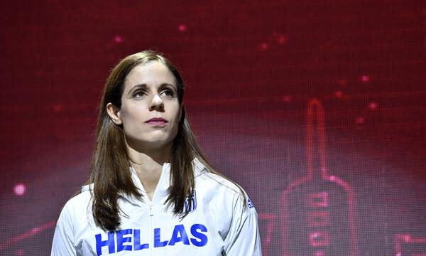 Η πρόβλεψη της Κατερίνας Στεφανίδη για τους Ολυμπιακούς Αγώνες του Τόκιο