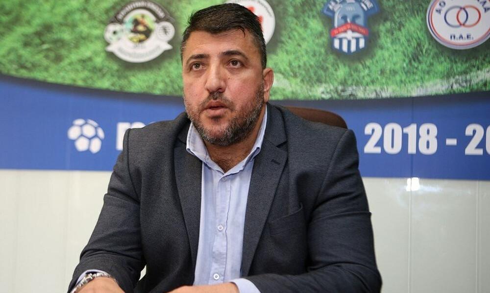 Λεουτσάκος: «Δεν σχολιάζω τις προτάσεις Κούγια, ούτε τα σενάρια να μη γίνουν πλέι οφ»