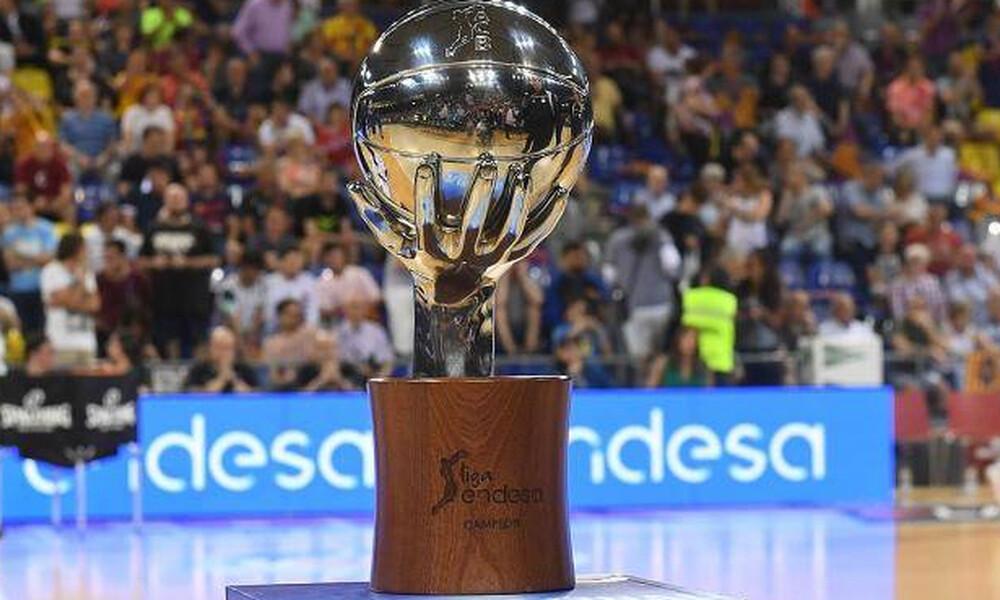 Κορονοϊός: «Λουκέτο» μέχρι 24 Απριλίου στην Liga Endesa