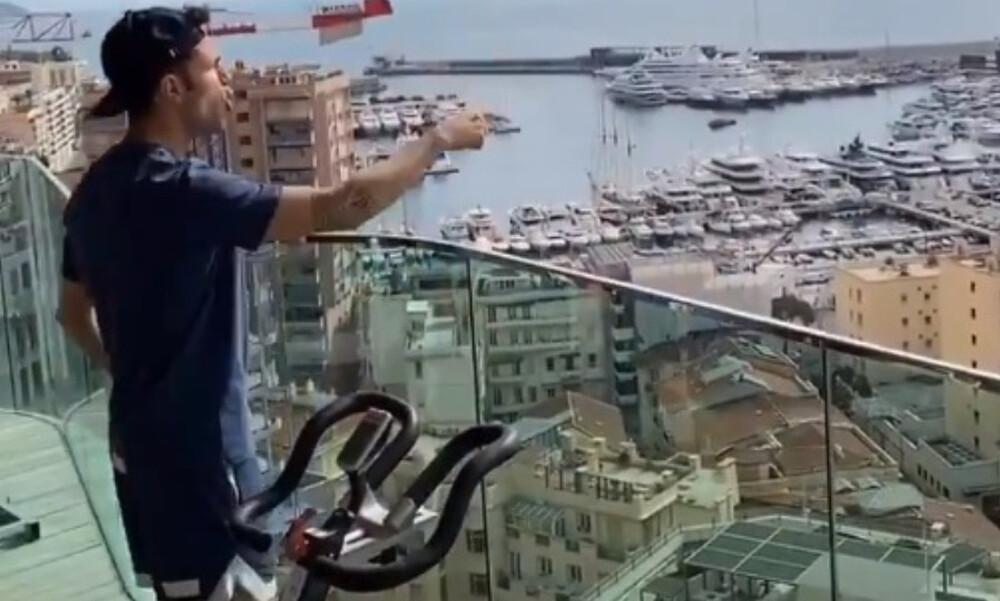 Κορονοϊός: Κλάψαμε με τον Φάμπρεγας που... βρίζεται με γείτονες! (video)