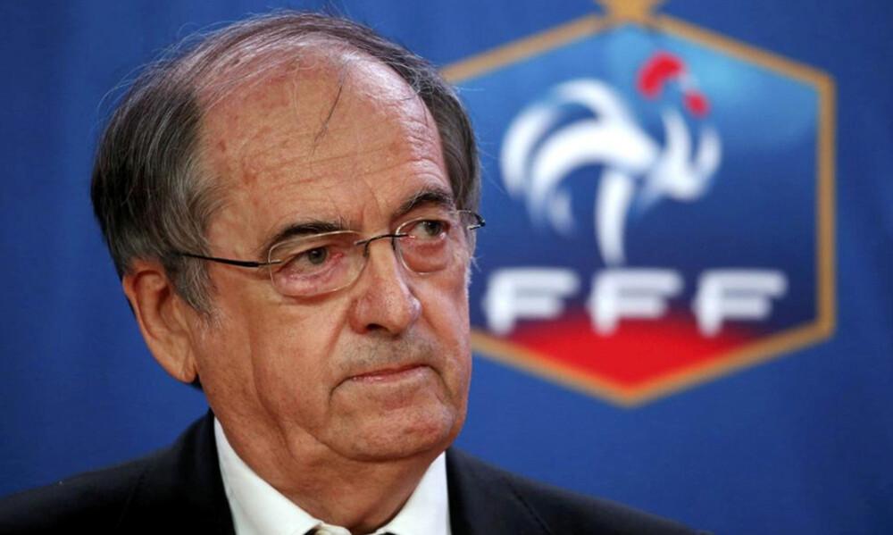 Στήριξη από την Γαλλία στην UEFA για την απόφαση για μετάθεση του Euro