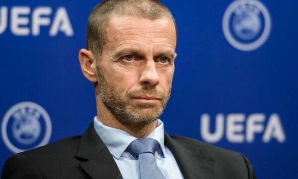 Πήρε θέση η UEFA: «Δεν μπορούμε να επιβάλλουμε πρωταθλητές, αν δεν τελειώσουν οι σεζόν»!