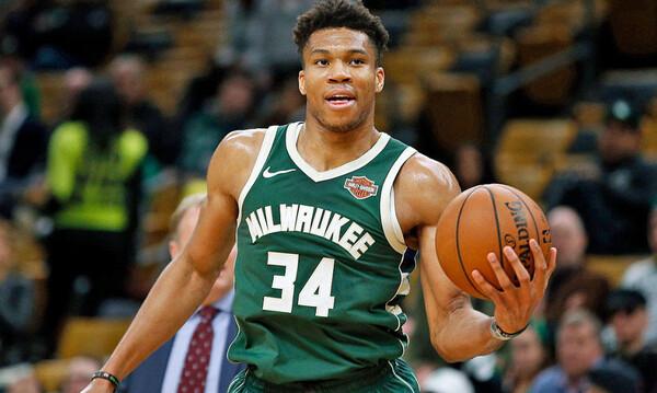 NBA: Δεν αντέχει χωρίς μπάσκετ ο Αντετοκούνμπο (photos)