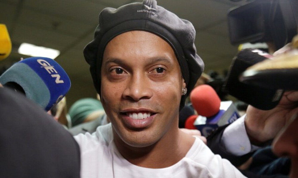 Ροναλντίνιο: Το ξεχωριστό προνόμιο που απολαμβάνει στη φυλακή (photos)