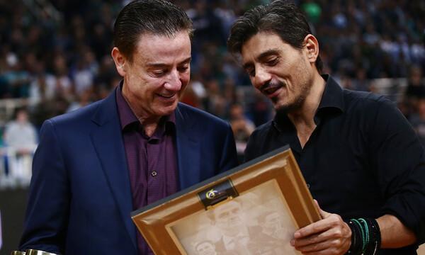 O Πιτίνο θα είναι πάντα αιτία περηφάνειας για τον Παναθηναϊκό και το ελληνικό μπάσκετ!