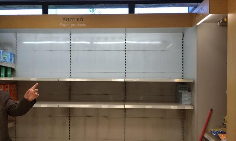 Κορονοϊός: Αυτό το προϊόν θα εξαφανιστεί σε λίγο από τα σούπερ μάρκετ (photos)
