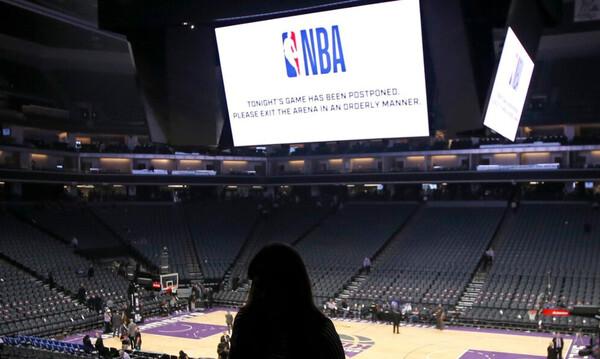 Κορονοϊός: Το NBA ενημέρωσε τις ομάδες να κλείσουν τα προπονητικά κέντρα
