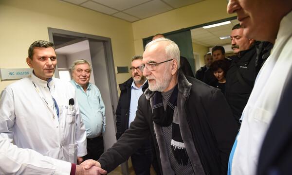 ΠΑΟΚ: Νέα προσφορά Σαββίδη στο ΑΧΕΠΑ για αναπνευστήρες